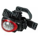 Linterna Frontal 10 LEDS. Pesca.