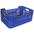 Caja Plastico Agrícola 600x400x230 Usada