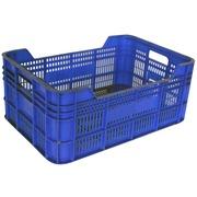 Caja Agrícola de Plastico 600x400x230 Usada