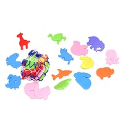 Juegos Acuaticos Set de 36 animalitos de Foam