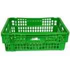 Caja Plastica para Pollos 60x40x20