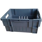 Caja 30x40x20 Usada Encajable y Apilable