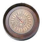 Reloj en forma de Cabeza de Barril
