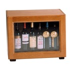 Vinoteca de madera para 24 botellas VIP