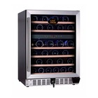 Vinoteca encastrable para 46 botellas CV-46-E