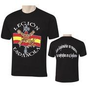 Camiseta Legion España Negra