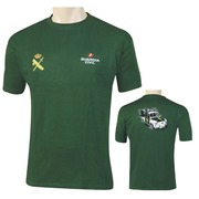 Camiseta Guardia Civil Seiscientos Verde