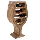 Botellero en forma copa de Vino- Pequeño 14 Botellas