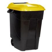 Contenedor de Reciclaje 100 Litros con Ruedas Ref.4200