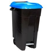 Contenedor Residuos 120 Litros con Ruedas y Pedal Ref.4230