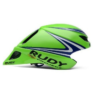 CASCO CRONO TRIATLON RUDY PROYECT WINGSPAN LIME FLUO