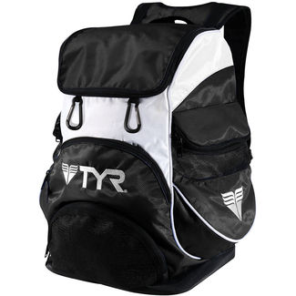 MOCHILA TRIATLON  TYR ALLIANCE  NEGRO
