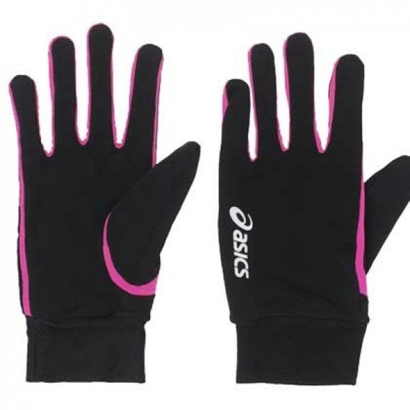 guantes asics mujer