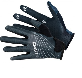 GUANTES CICLISMO CRAFT CONTROL GLOVE NEGRO