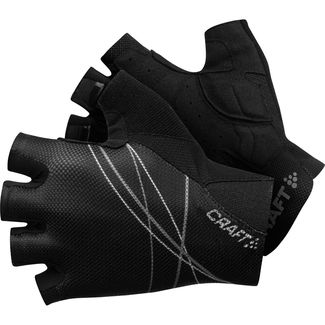 GUANTES CICLISMO CRAFT PERFORMANCE NEGRO