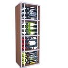 Estantería para vino MODELO Malvasia modular 36 botellas - 4 huecos