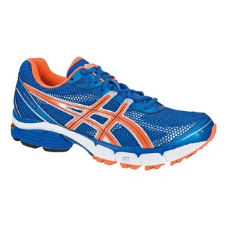 ZAPATILLAS RUNNING ASICS PULSE 4  MARINO/NARANJA