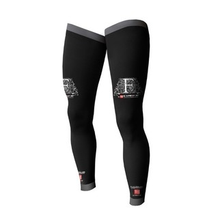 FULL LEG COMPRESIVA COMPRESSPORT NEGRO