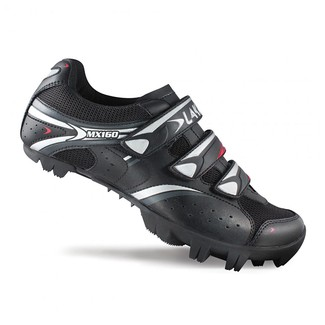 ZAPATILLAS CICLISMO MTB LAKE MX160 NEGRO