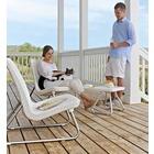 Conjunto jardín 2 sillas + 1 mesa - Modelo Rio Patio Balcony