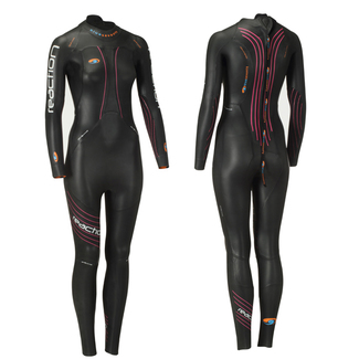 Blueseventy Tritraje Reaction Full Suit Mujer
