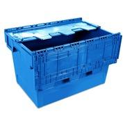Caja Integra Industrial 60x40x34cm Azul Mod.6434-T