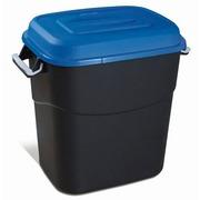 Contenedor de Reciclaje con Cierre 75 Litros Ref.4110