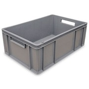 Cajón 60x40x23.5 Cerrado Fondo R. Apilable Ref.6423R