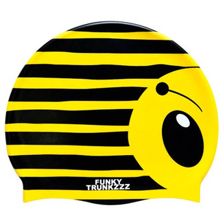 Gorro Silicona FUNKY TRUNKS The Bumble Bee Outlet