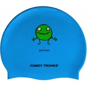 Gorro Silicona FUNKY TRUNKS Pea Brain Outlet
