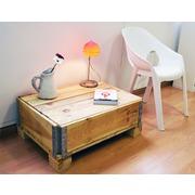 Mesa con Palet Cerco 80x60 Ref.8060PBMLM