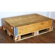 Mesa con Cerco 80x120x38cm Ref.80120PBMLM