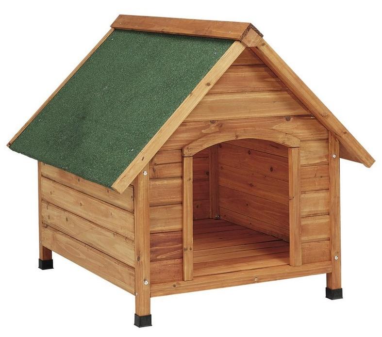 Caseta madera pino 2 aguas perro - Caseta madera exterior ...