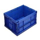 Caja Plegable Sólida 165 Litros Azul Ref.864-165