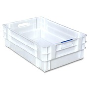 Cajón 40 Litros Sólido Apilable Encajable Ref.60401