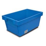 Cubeta Distribución Sólida 24 Litros C/Trampilla Ref.493021