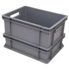 Caja Euro Plástica Sólida 30x40x27cm OIP E4327-11