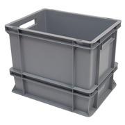 Caja Euro Plástica Sólida 30x40x32cm OIP E4332-11