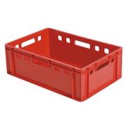 Caja Plástica Euro Solida 40x60x20cm OIP OIP E2 V