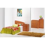 Ambiente Dormitorio Matrimonio Color Haya