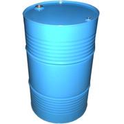 Bidón Metálico con Tapón 220 Litros Color Azul Ref.220L08