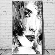 Cuadro Mujer Vista Lateral 110x180 Impreso Ref.GC098