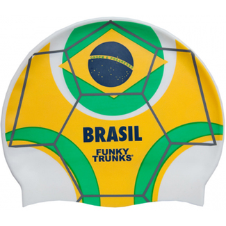 FUNKY TRUNKS Gorro Piscina CANARINHO Outlet