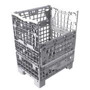 Contenedor 60x60x108 Plegable Ref.Deans-folding