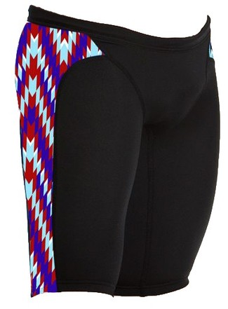 FUNKY TRUNKS Jammer Male FT37 Razor State Outlet