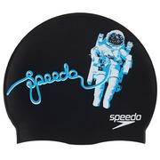 Speedo Gorro Slogan Print Cap Spaceman 4