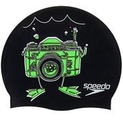 Gorro Slogan Cap JR Camera 3 Speedo