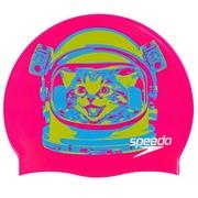 Gorro Slogan Cap JR Cat 3 Speedo
