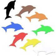 Distintivo de Nivel Forma Delfin