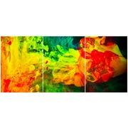 Cuadro Abstracto Multi 3 90x40cm Ref.45550456